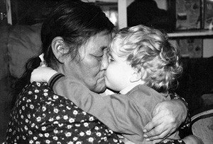 Martina Anoee Kissing Anoee Belsey